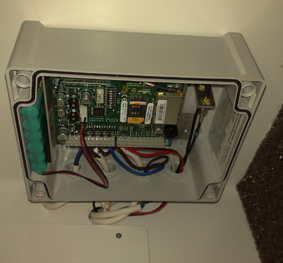 Monitor Rugged Control Box Installation
